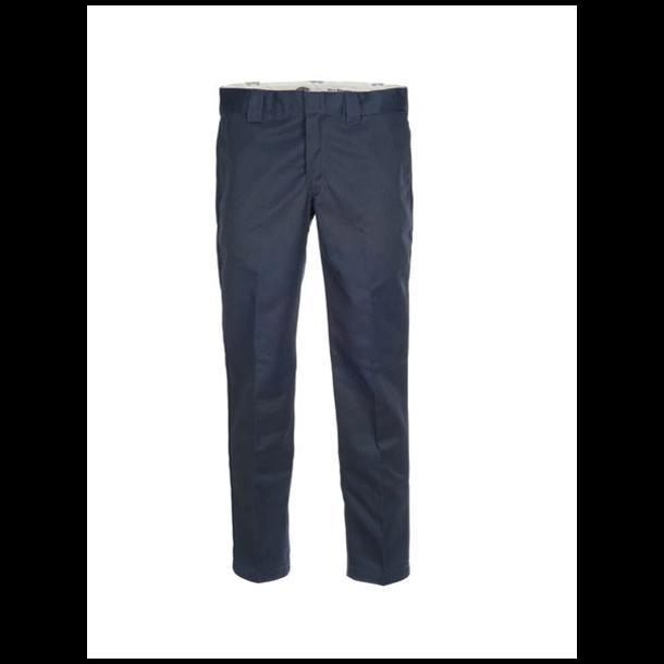 Dickies bukser work pant 872 Dark navy - slim fit