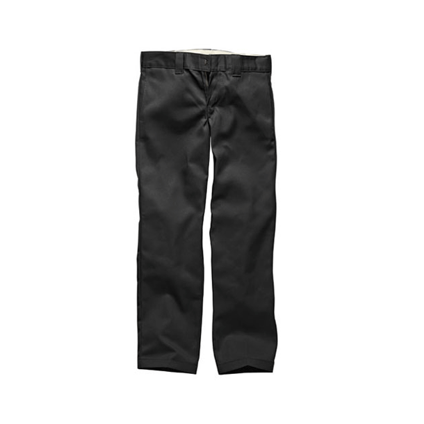 Dickies bukser 873 slim straight Sort
