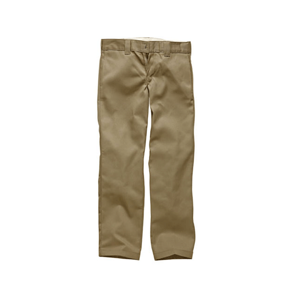 Dickies bukser 873 slim straight khaki