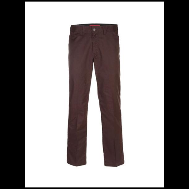 DICKIES 894 BUKSER INDUSTRIAL PANT brun (SLIM FIT)