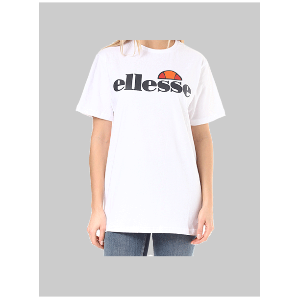 da0dae86 Ellesse T-shirt - Albany Optic White