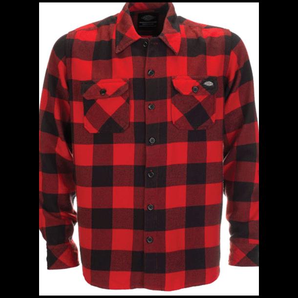 Dickies sacramento skjorte rød