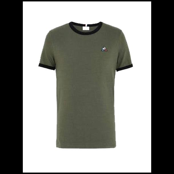 Le coq sportif  t-shirt - Ess Tee SS N4 Khaki cl