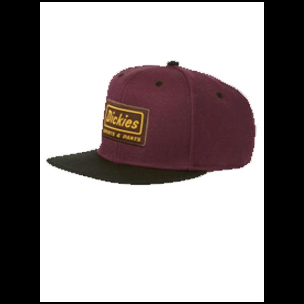 DICKIES CAP JAMESTOWN RED O/S