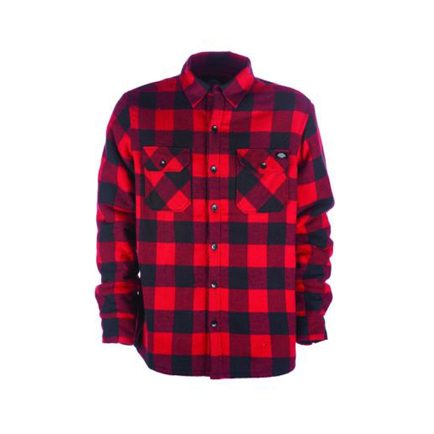 Dickes Skjorte Lansdale - Rød