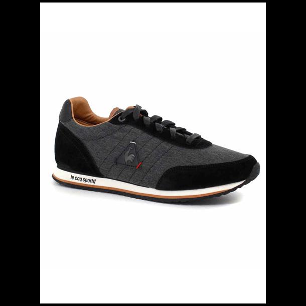 Le coq sportif sko Marsancraft 2 tones Black/tan