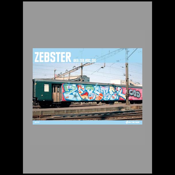 OTR BOG #15 ZEBSTER SOFTCOVER
