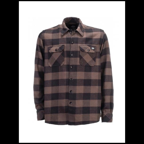 Dickies Sacramento skjorte Gravel gray