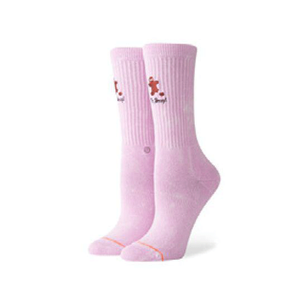 STANCE SOCKS FOUNDATION WOMEN BREAK A LEG Purple