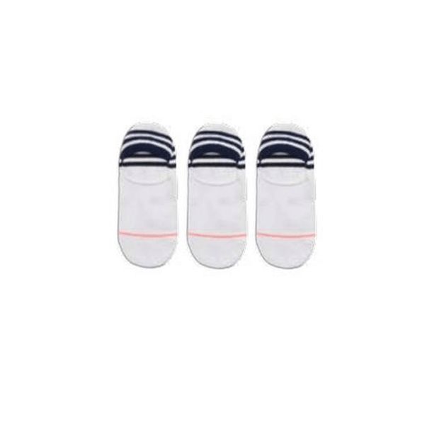 STANCE SOCKS UNCOMMON SOLIDS ICON 3 PACK White