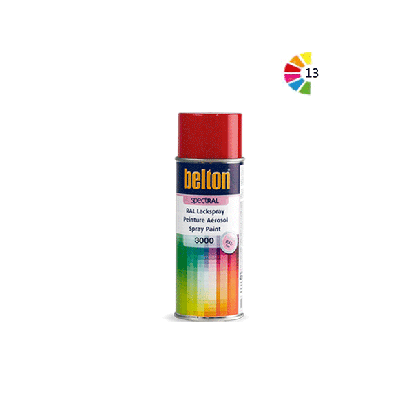 Belton RAL Spraymaling - 400ml