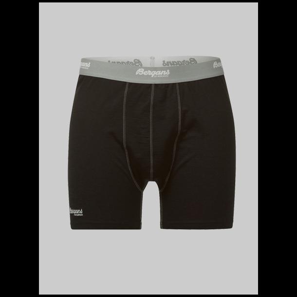 Bergans boxer soleie black