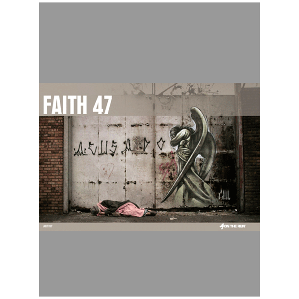 OTR BOG #12 FAITH 47 HARDCOVER