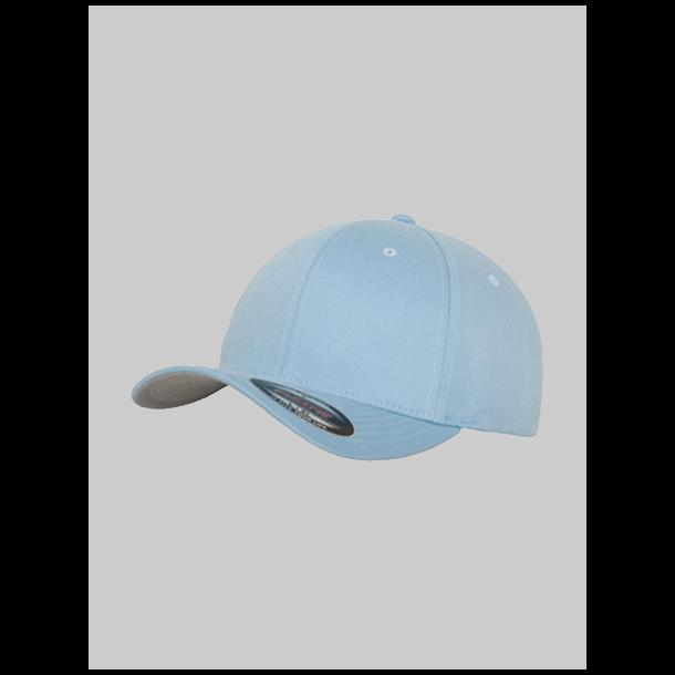 FLEXFIT CAP LYSEBLÅ