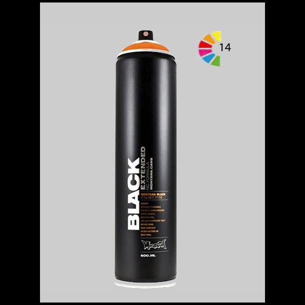 Montana Black spraymaling 600ML