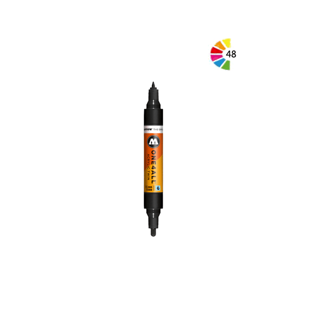 Molotow One4all Acrylic Twin Marker - 1,5MM-4MM