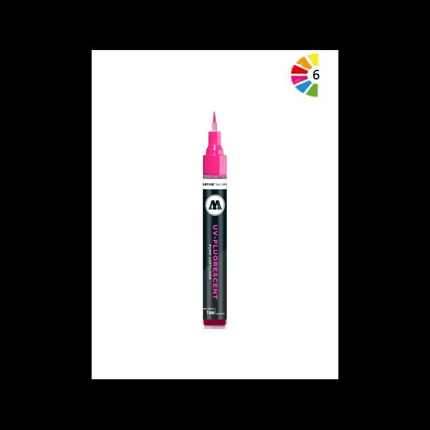 MOLOTOW GRAFX UV-Fluorescent Pump Softliner