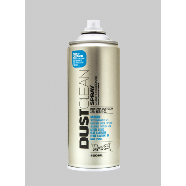 Montana Dust Clean Spray 400ml