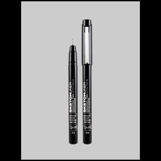 Montana SketchLiner 0.2mm
