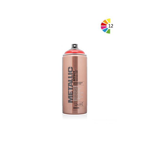 Montana METALLIC Spraymaling - 400ml