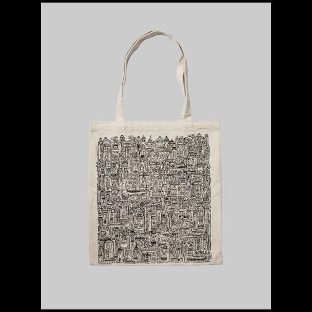Montana cotton bag jan paul natiral