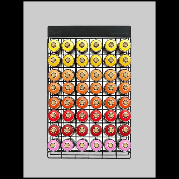 Montana Tomt Studie Rack - 48 stk