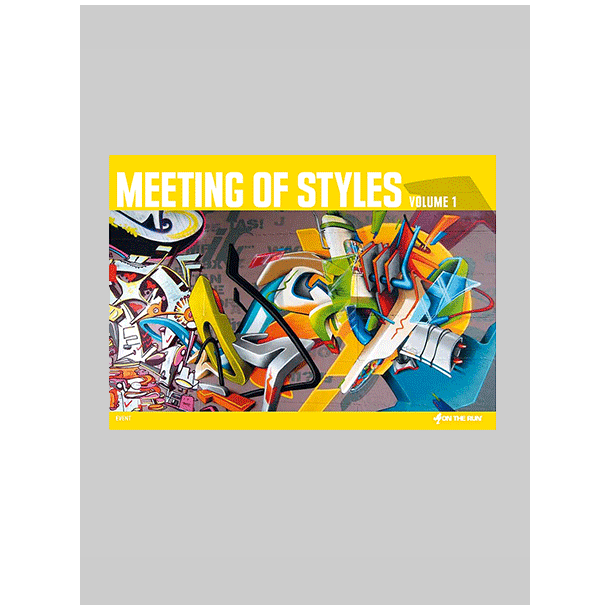 OTR BOG MEETING OF STYLES 17 SOFTCOVER VOL 1
