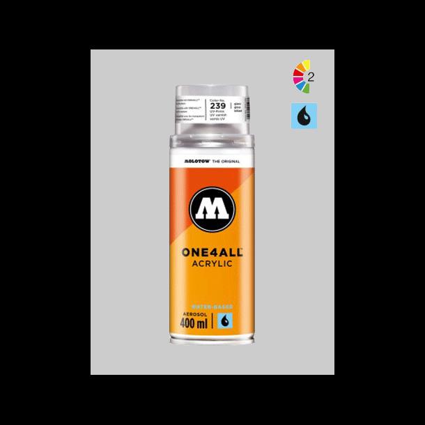One4All Molotow Acylic spray Lak  - 400ml