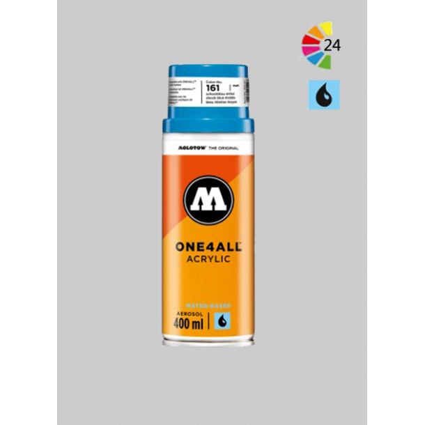 Molotow one4all spraymaling 400ml