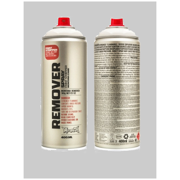 Montana Paint Remover Spray can 400ml
