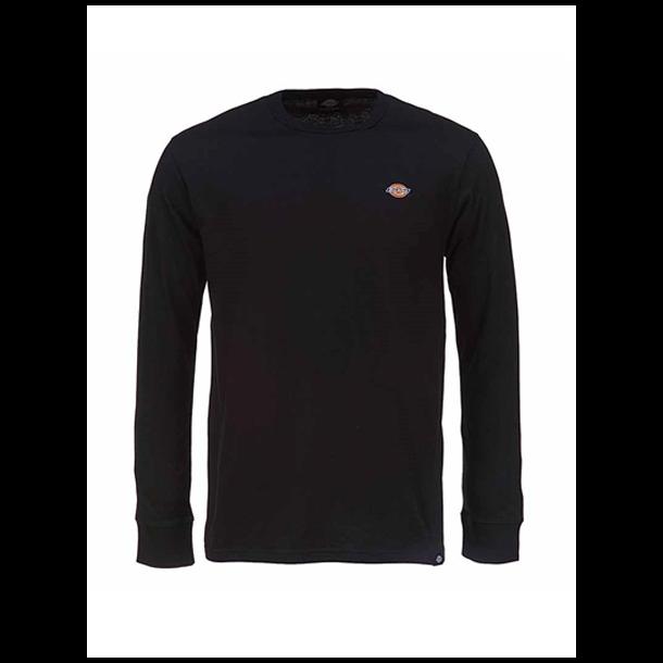 Dickies Round Rock long sleeved Tshirt- Black