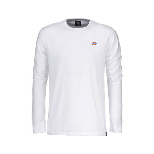 Dickies Round Rock long sleeved Tshirt- White
