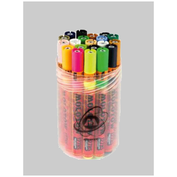 MOLOTOW ONE4ALL 2MM KIT 2