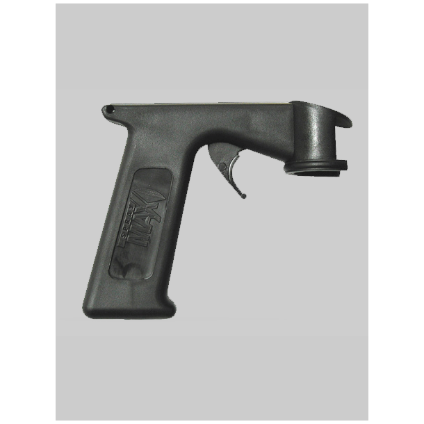 Pistol grip til spray cans