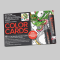 Chameleon color cards Tattoo 16 kort/pakke