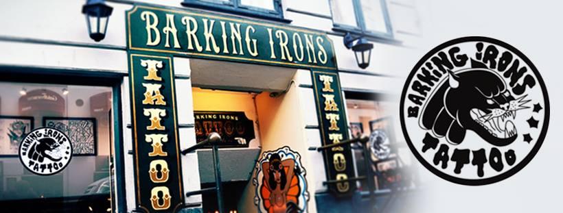 Tattoo shop, tatovør i København med walk in