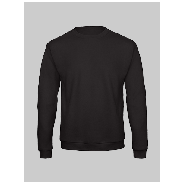 50b956dc1480 Ug Basic Sweatshirt - Sort - Trøjer - Undergrunden - Danmaks største ...