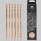 Viking Rollo blyant sæt 12stk. 2 af hver hårdhed