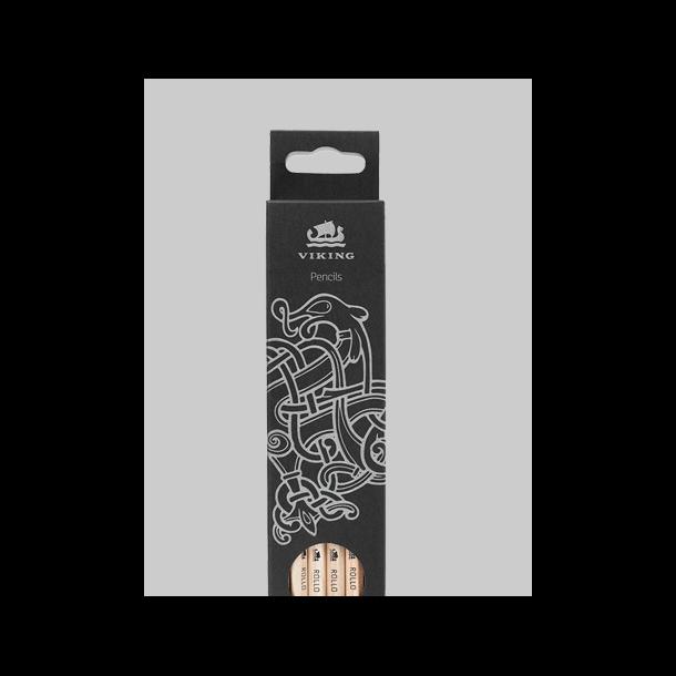 Viking Rollo blyant 2/HB æske 12stk